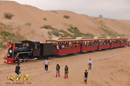 沙漠观光火车